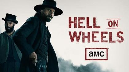'Hell on Wheels' – historisk drama