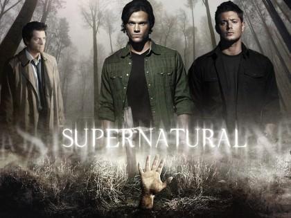 126 afsnit af 'Supernatural'