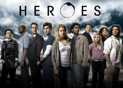Alle afsnit af 'Heroes' nu på Netflix