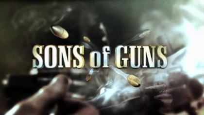 Reality-serien 'Sons of Guns' på Netflix