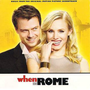 Romantiske 'When in Rome' på Netflix