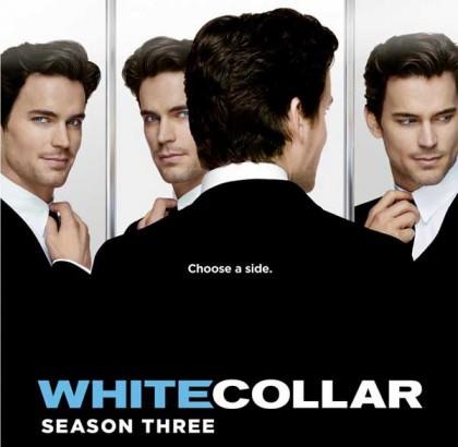 """3. sæson af """"White Collar"""" på Netflix"""