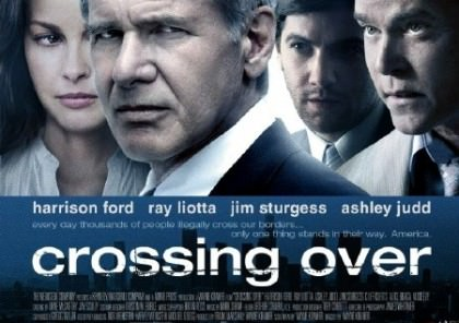 "Harrison Ford i ""Crossing Over"""