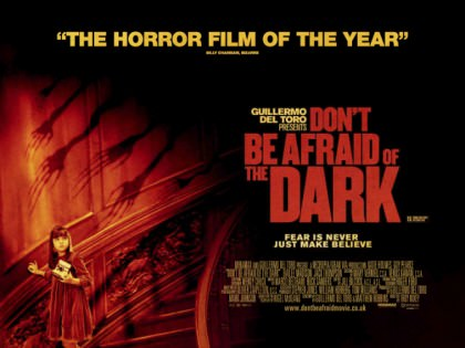 "Gyserfilmen ""Don't Be Afraid of the Dark"""