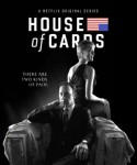 Plakat til Netflix-serien 'House of Cards 2'