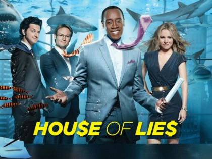 """House of Lies"" – Ny komedieserie på Netflix"