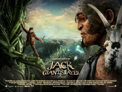 'Jack The Gigant Slayer' et flot familieeventyr