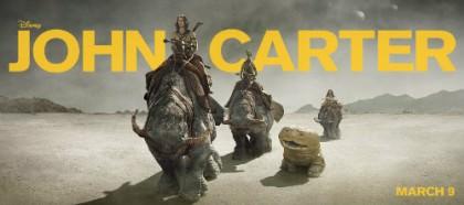 Den økonomiske katastrofe 'John Carter' på Netflix