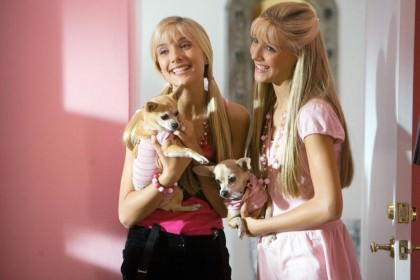"""Legally blondes"" – ""Blondines hævn 3"""