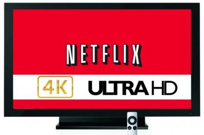 Nu streamer Netflix i 4K Ultra HD opløsning