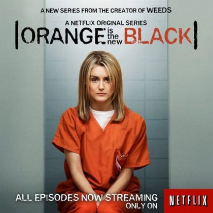 'Orange Is The New Black' slår 'House of Cards'