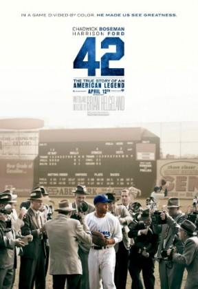 Oplev Harrison Ford i filmen '42'