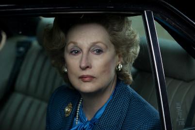 Billed af Meryl Streep fra Jernladyen