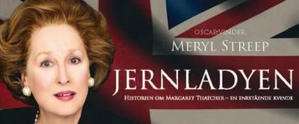 """Meryl Streep imponerer i """"Jernladyen"""""""