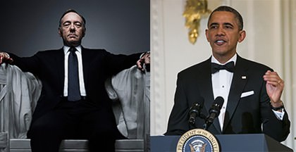 Barack Obama: Ingen spoiler opdateringer om 'House of Cards'!