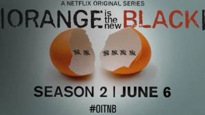 2. sæson af 'Orange is the New Black' kommer til juni