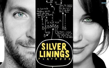 """Den rørende komedie """"Silver Linings Playbook"""" på Netflix"""