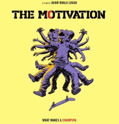 "Skateboard dokumentaren ""The Motivation"""