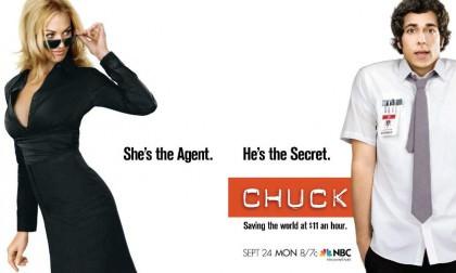 Alle afsnit af tv-serien 'Chuck' nu på Netflix