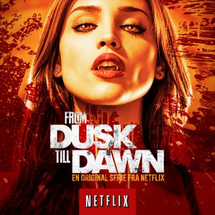 From Dusk Till Dawn sæson 2 på Netflix