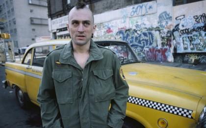 Billede fra filmen Taxi Driver