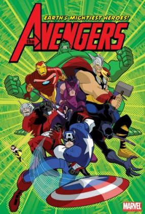 'Avengers – Verdens mægtigste helte' kæmper nu på Netflix