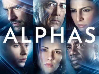 Science fiction-serien 'Alphas' nu på Netflix