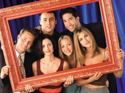 Serien over dem alle: Friends (Venner) nu på Netflix