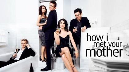 7. sæson af 'How I Met Your Mother' på Netflix