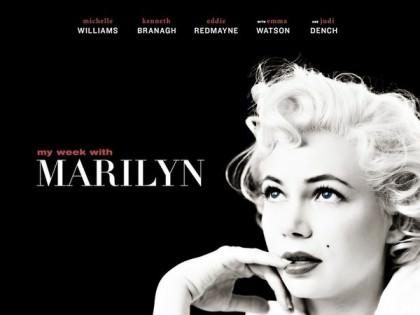 Den smukke 'My week with Marilyn' på Netflix