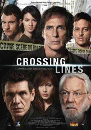 Ny europæiske serie 'Crossing Lines' på Netflix