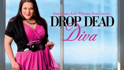3. og 4. sæson af 'Drop Dead Diva' nu på Netflix