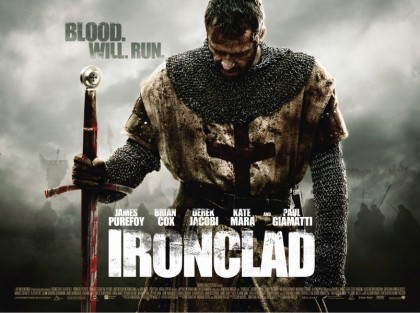 Den historiske krigsfilm Ironclad på Netflix