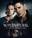 Cover fra 7 sæson af Supernatural