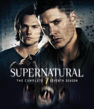 7. sæson af horror-serien 'Supernatural' på Netflix