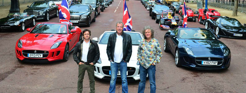 Top Gear sæson 22 PÅ neTFLIX