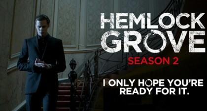 Fantasy-horror serien 'Hemlock Grove' vender tilbage