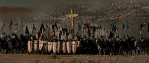 Billed fra filmen Kingdom of Heaven