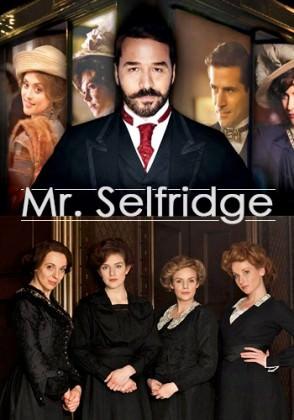 Det britiske drama 'Mr. Selfridge' nu på Netflix