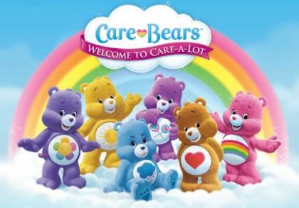 Krammebjørnene (Care Bears) er nu på Netflix