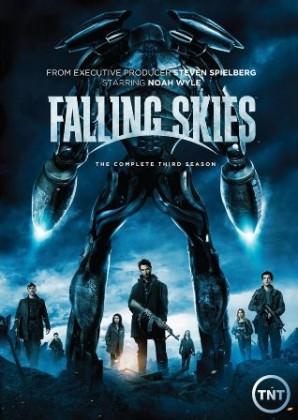 3. sæson af Spielberg-serien 'Falling Skies' på Netflix