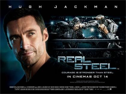 Oplev Hugh Jackman i 'Real Steel' på Netflix