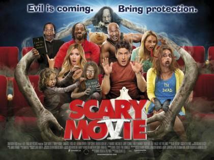'Scary Movie 5' nu på Netflix