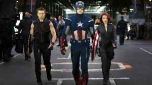 Billede fra The Avengers