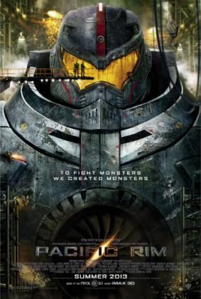Science fiction-filmen 'Pacific Rim' på Netflix