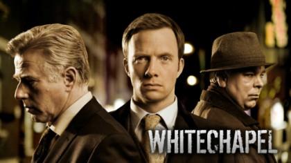 4. sæson af 'Whitechapel' på Netflix