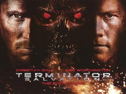 Terminator: Salvation kan nu ses på Netflix