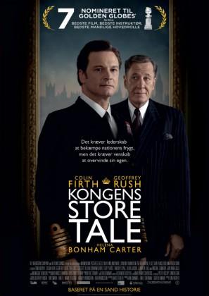 Britisk storfilm: 'Kongens Store Tale' på Netflix