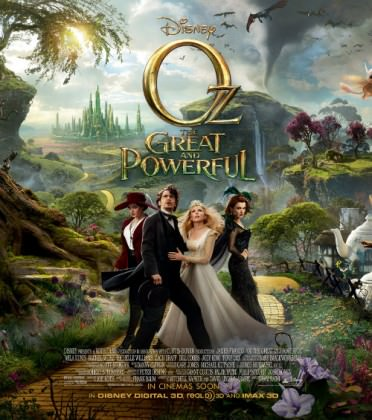 Fantasyfilmen 'Oz: The Great and the Powerful'
