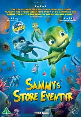 Animationsfilmen 'Sammys store eventyr' på Netflix